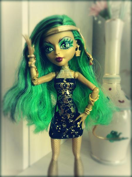 Кукла Jinafire Long