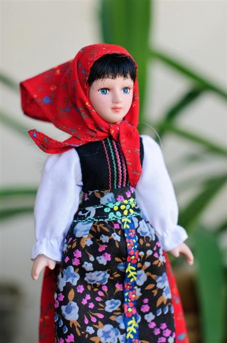 Кукла Розвита