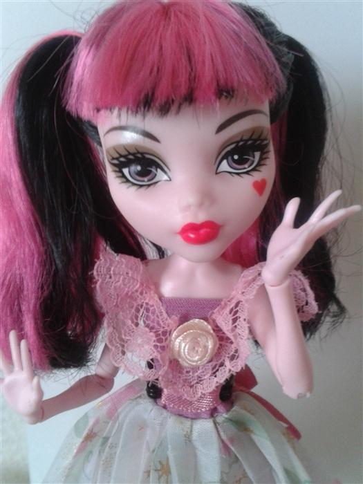 Кукла Скарлет
