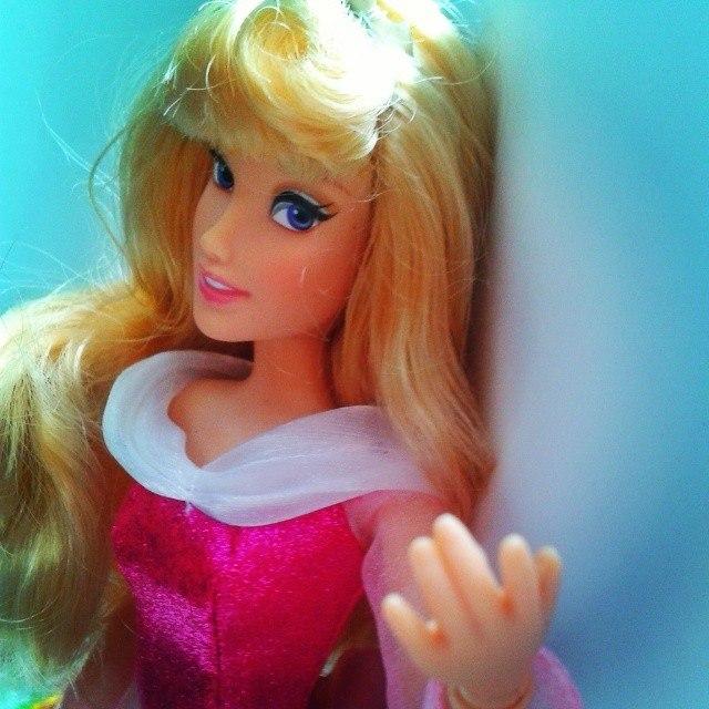Кукла Леди Аврора