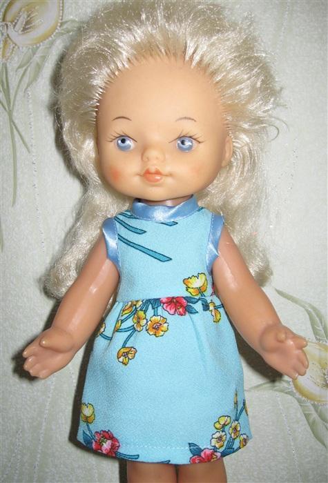Кукла Леночка
