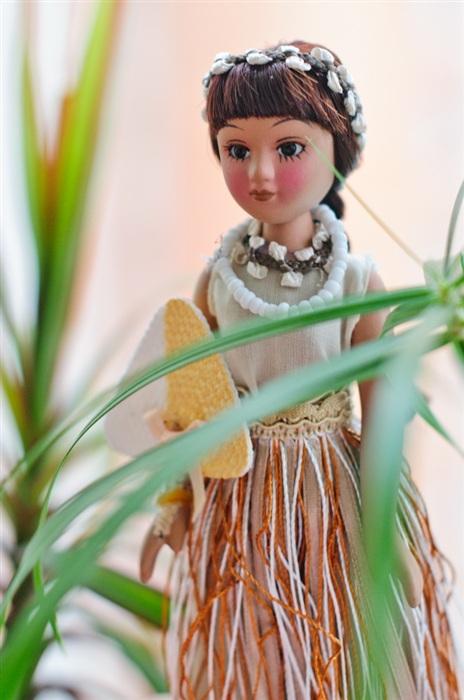 Кукла Алиикаи