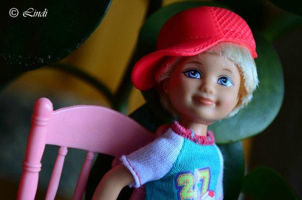 Кукла Поль