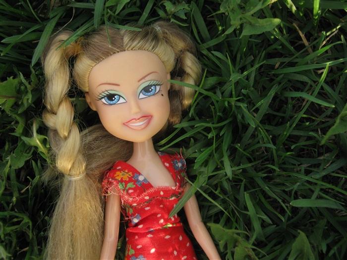Кукла Вера Омергалиева