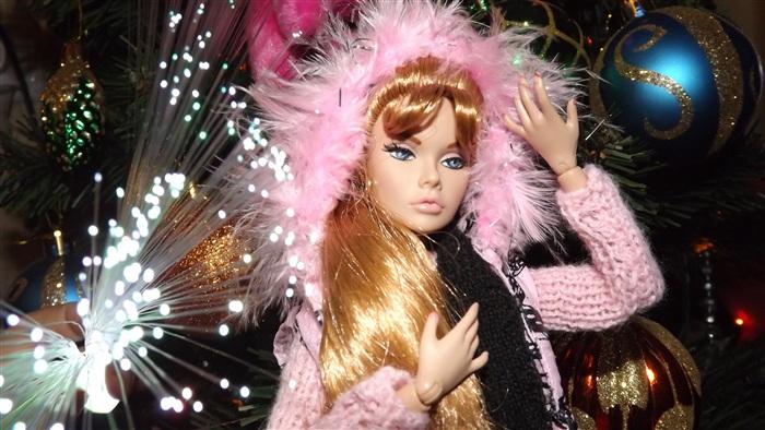 Кукла Мегги Паркер