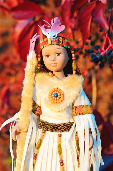 Кукла Ваман