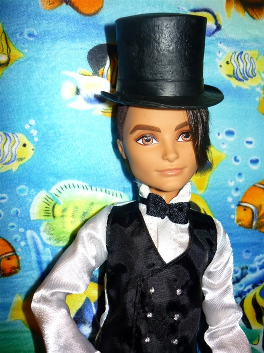 Кукла Хантер