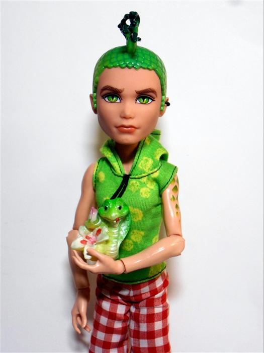 Кукла Бутч