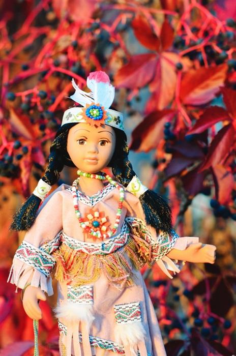 Кукла Лориана