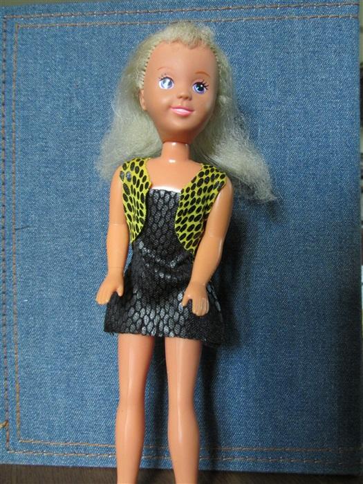 Кукла Джесси