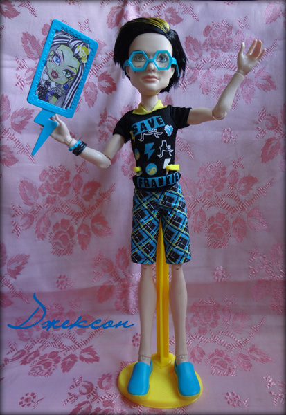 Кукла Jackson Jekyll