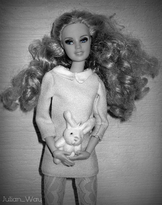 Кукла Джинни Мори