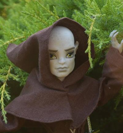 Кукла Валериан