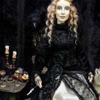 Салон кукол на Тишинке 2014. Часть 3
