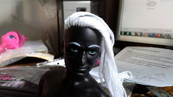Кукла дроу