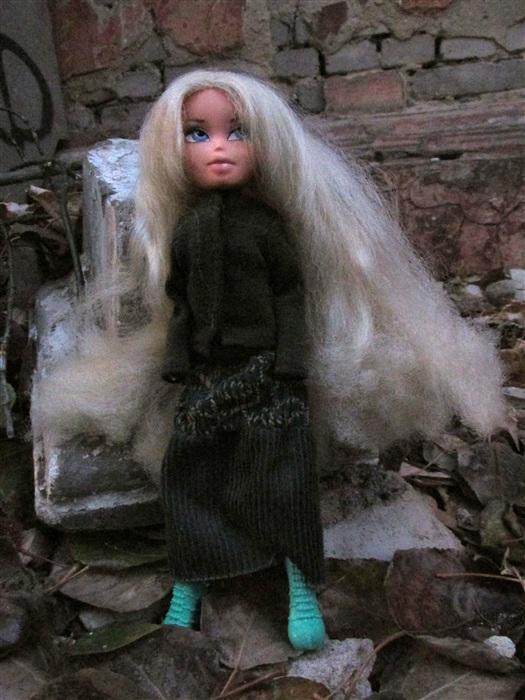 Кукла Хлоя