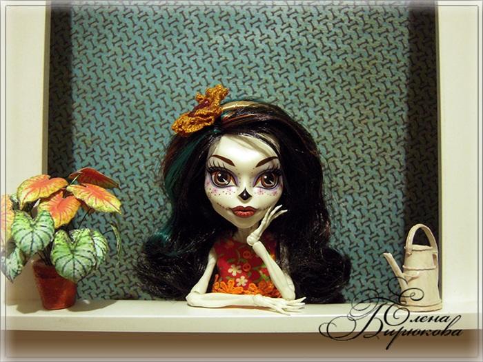 Кукла Аэлита