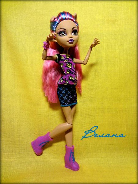Кукла Велана