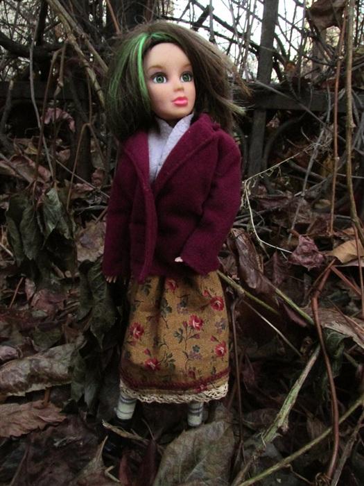 Кукла Кэрри