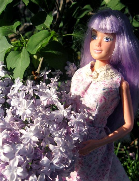 Кукла Вита (Вайолетт)