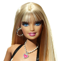Barbie Fashionistas Wild