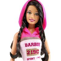 Barbie Fashionistas Sporty