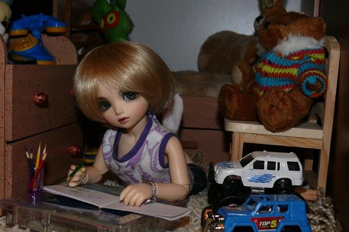 Кукла Анри