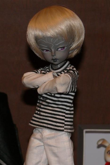 Кукла Грит