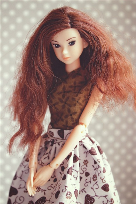 Кукла Фло
