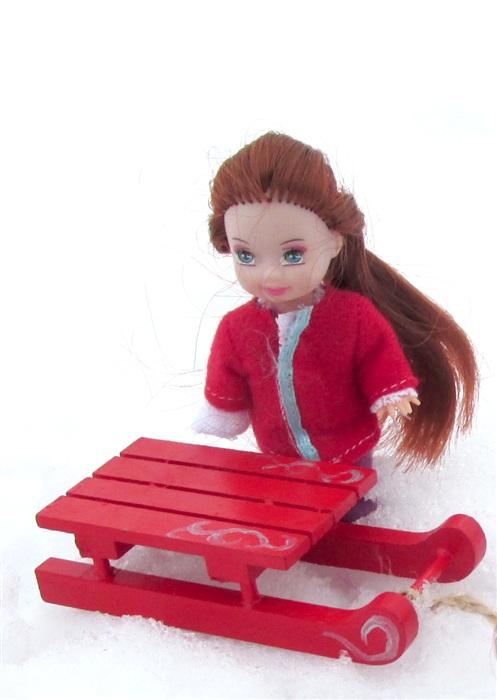 Кукла Джинджер