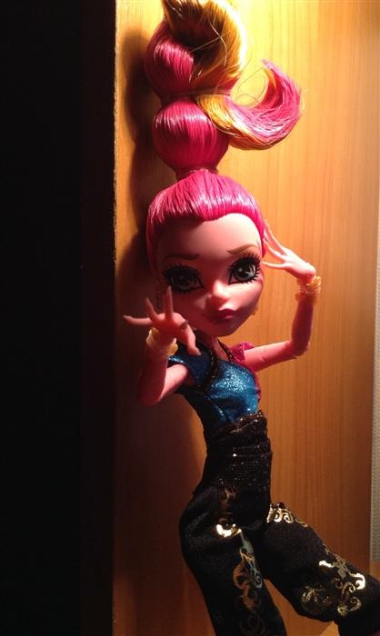 Кукла Джиджи