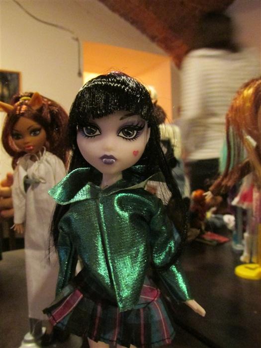 Кукла Элизабет