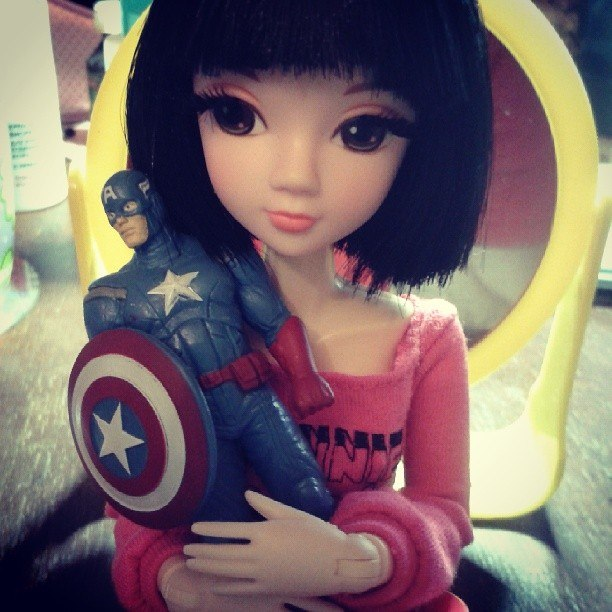 Кукла Минни