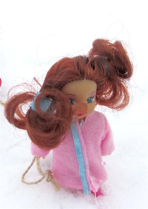 Кукла Хильда