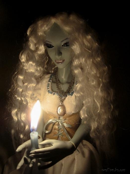 Кукла Морра