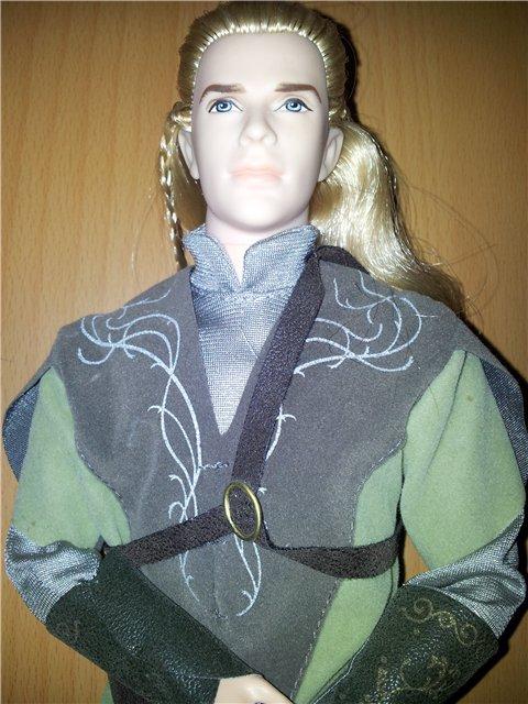Кукла Леголас