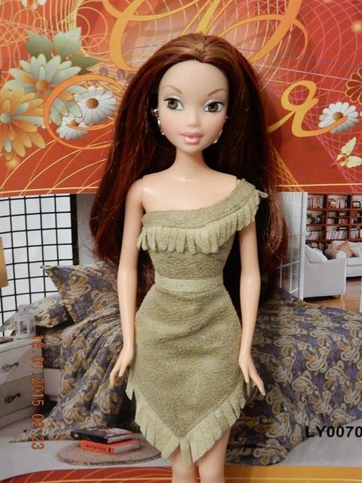 Кукла Кимми Уотерс