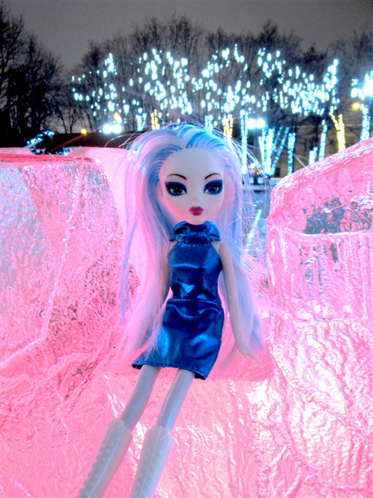 Кукла Нив