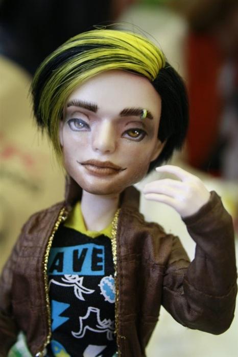 Кукла Филин
