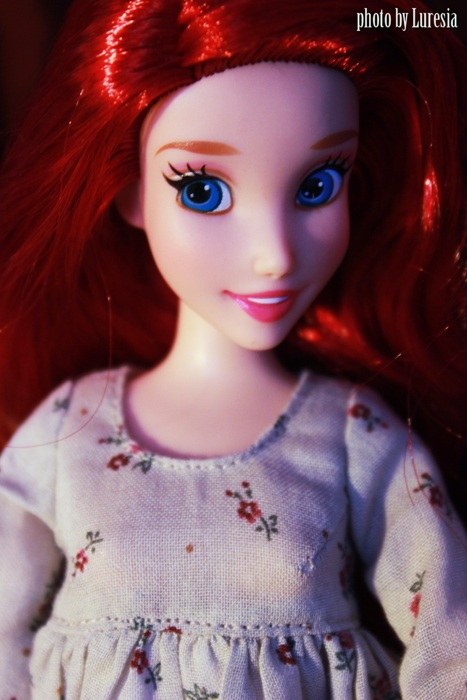 Кукла Ариэль