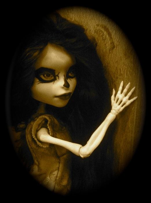 Кукла Эвелин