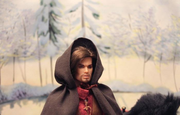 Кукла Темар