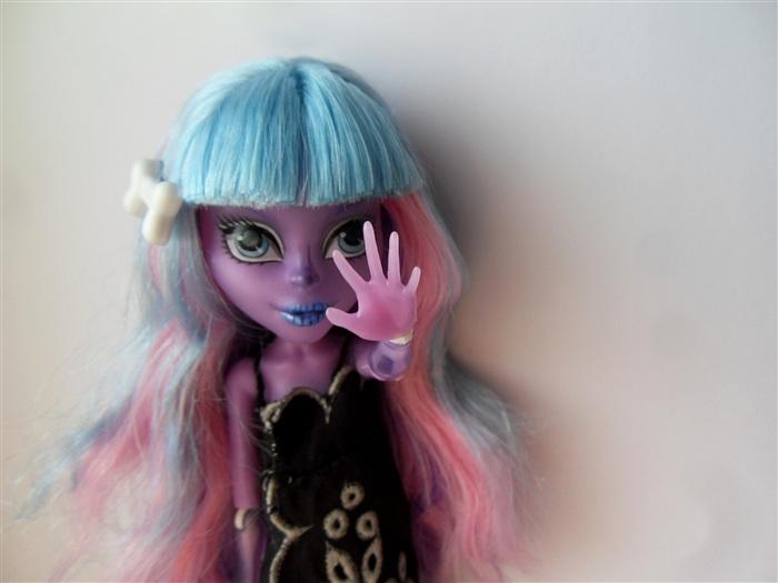 Кукла Мэрроу Пирр | Marrow Pyrrh