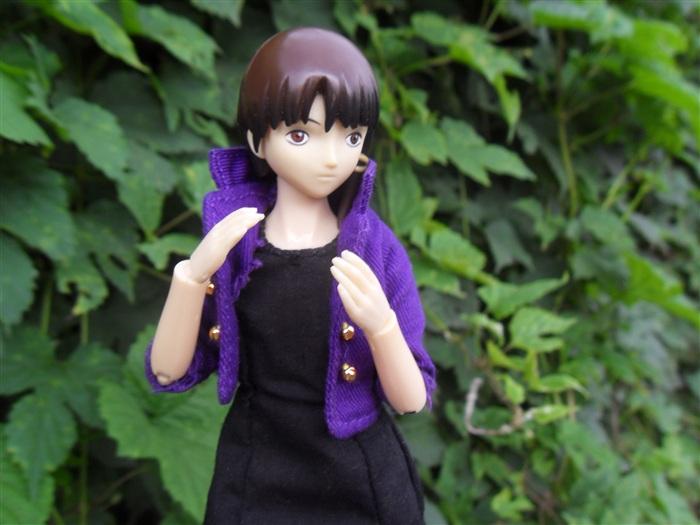 Кукла Лейн Ивакура | Lain Iwakura
