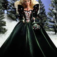 1991 Happy Holiday Barbie