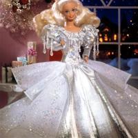 1992 Happy Holiday Barbie