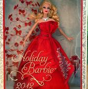 2012 Holiday Barbie