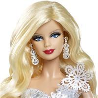 2013 Holiday Barbie