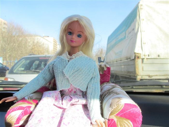 Кукла Солаль
