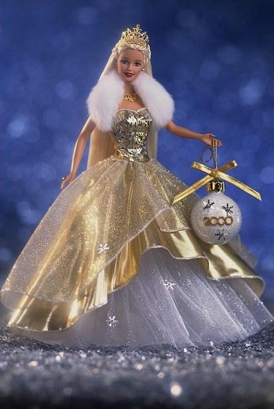 Кукла 2000 Celebration Barbie